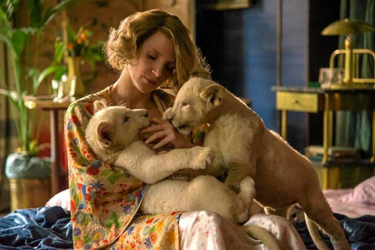 The Zookeeper's Wife Photo