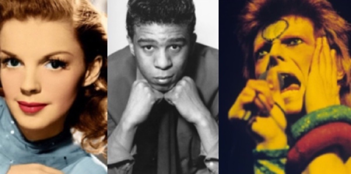 Recordings by Judy Garland, Richard Pryor and David Bowie are among 25 being added to the National Recording Registry.