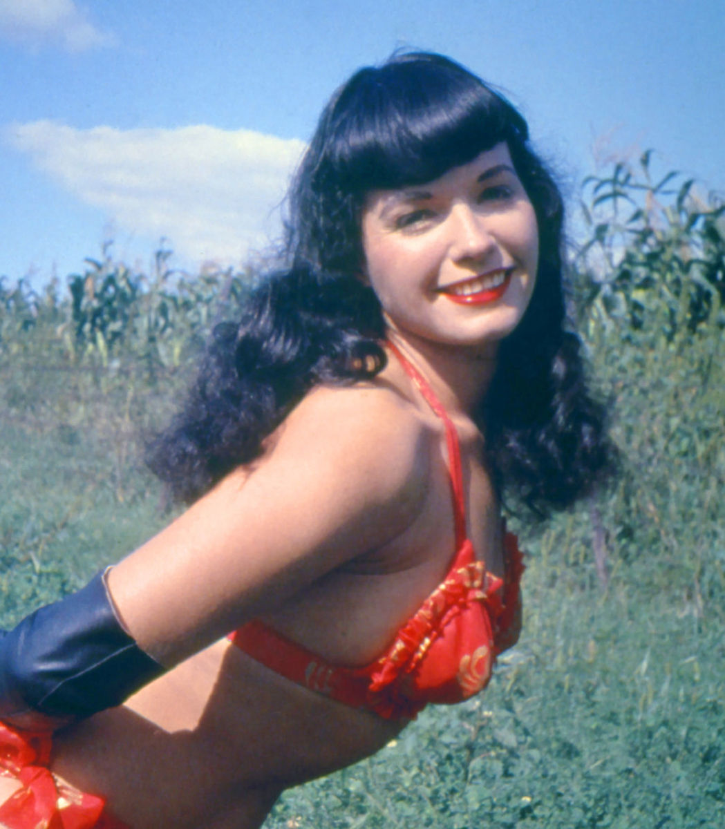 Communication on this topic: Paul Brooke (born 1944), bettie-page/