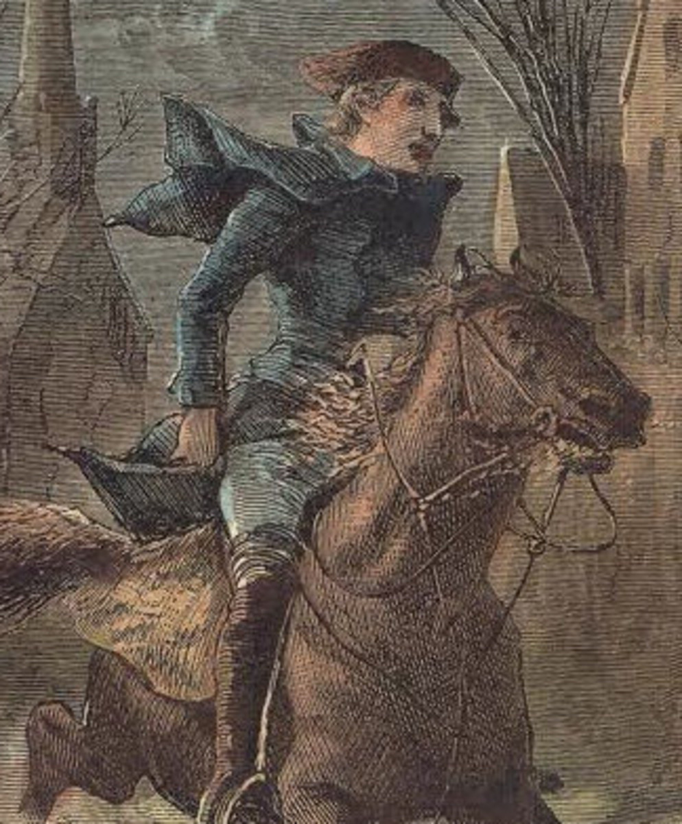 paul revere essay resources paul revere house the midnight message  the real story of paul revere s ride com