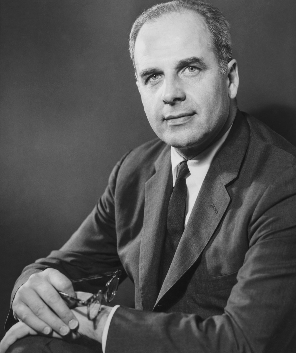 Gaylord Nelson in 1965