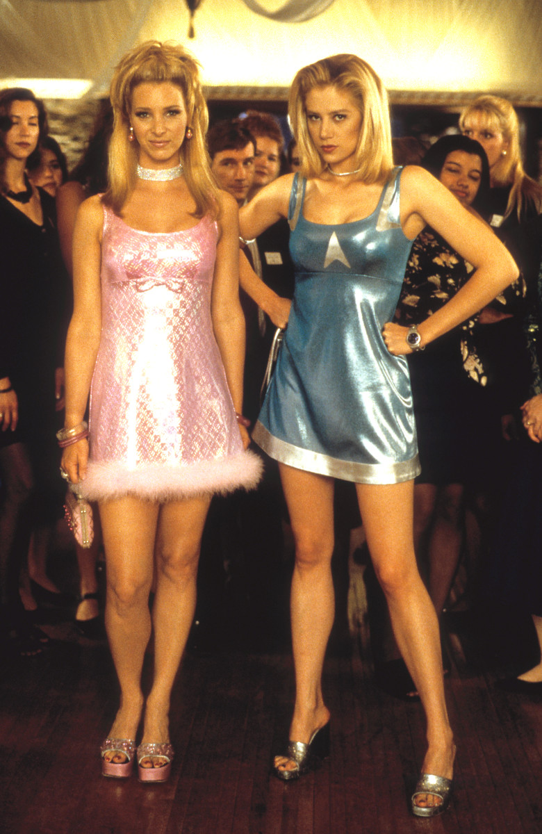 Romy and Michele's High School Reunion Photo