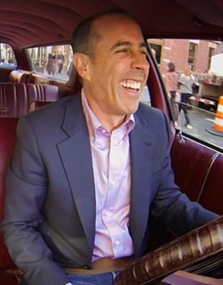df4c39c3b6a 12 Revelations About Jerry Seinfeld in  Comedians in Cars Getting Coffee  -  Biography