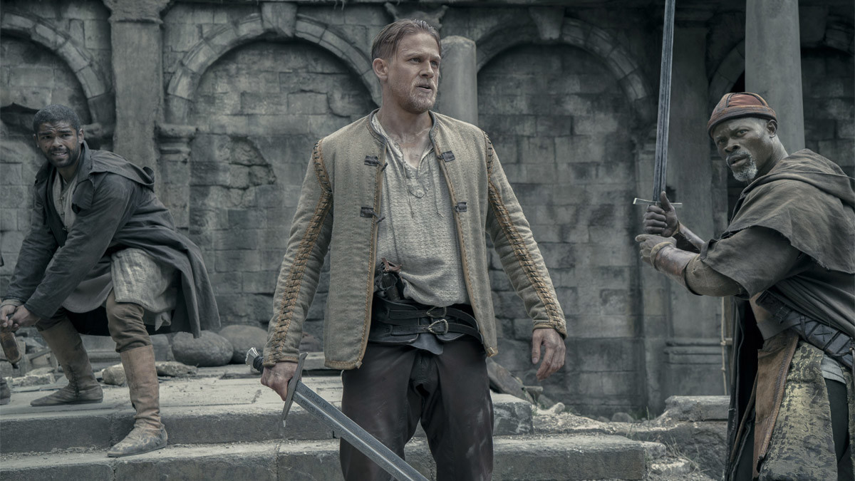 'King Arthur Legend of the Sword' Movie