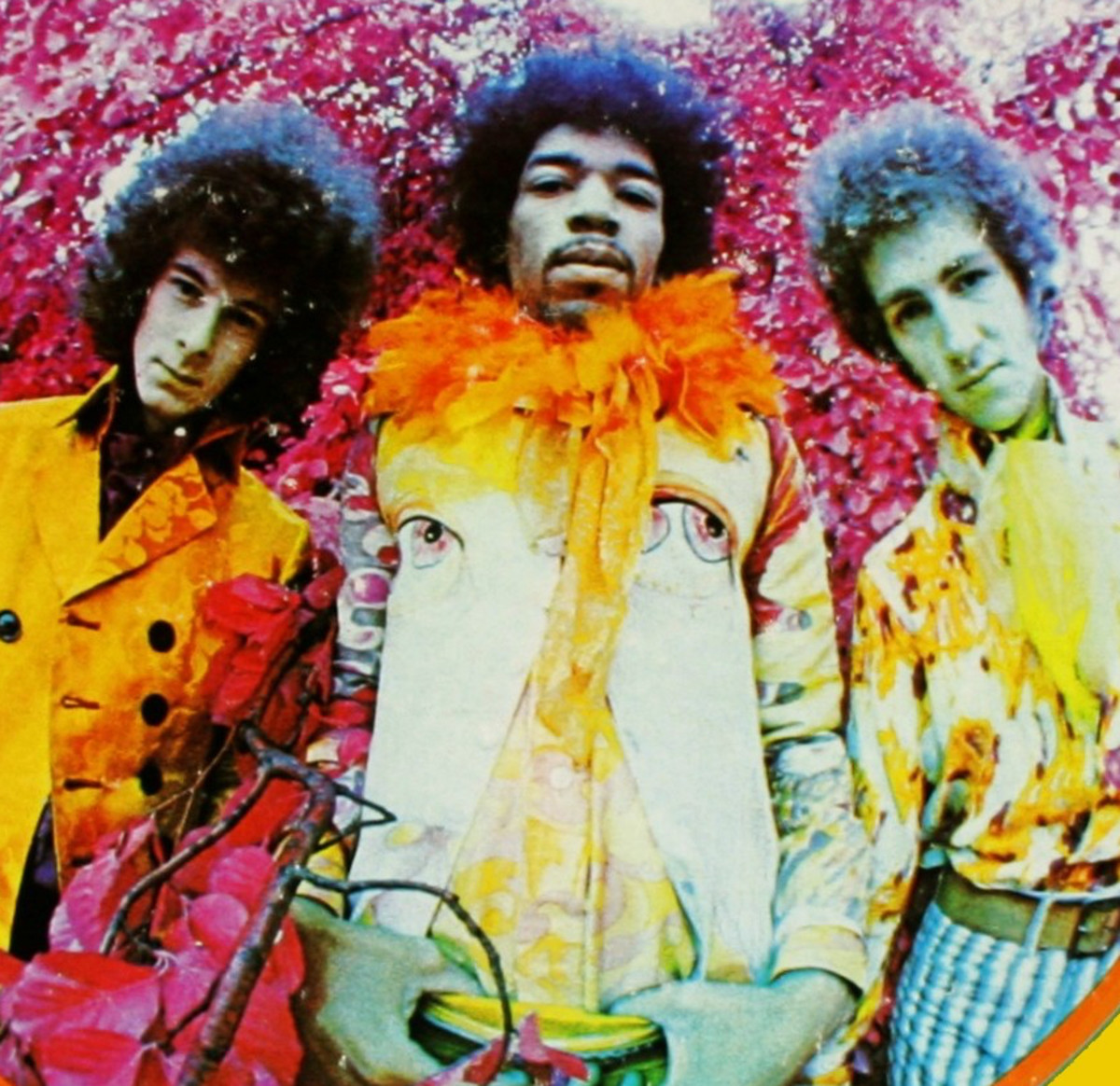 39 are you experienced 39 the 50th anniversary of jimi hendrix s seminal album biography. Black Bedroom Furniture Sets. Home Design Ideas
