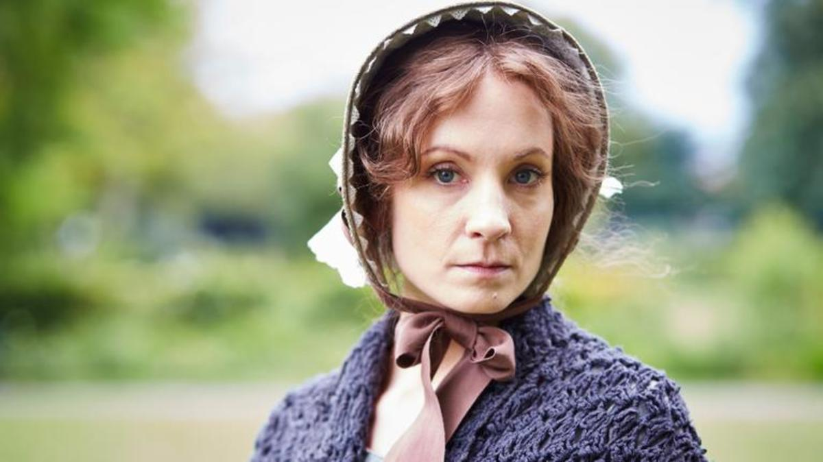 PBS 'Dark Angel' Joanne Froggatt Photo