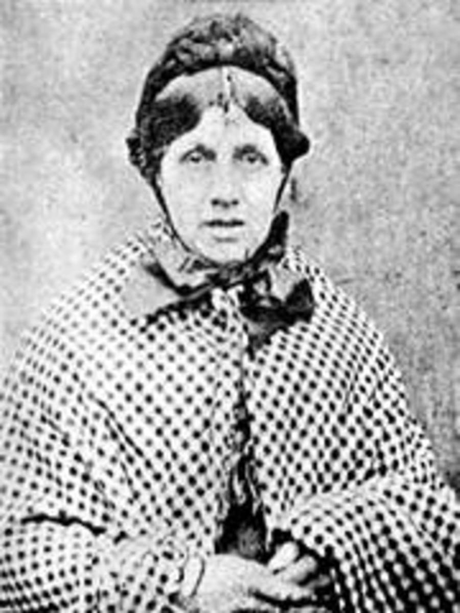Mary Ann Cotton Serial Killer Photo