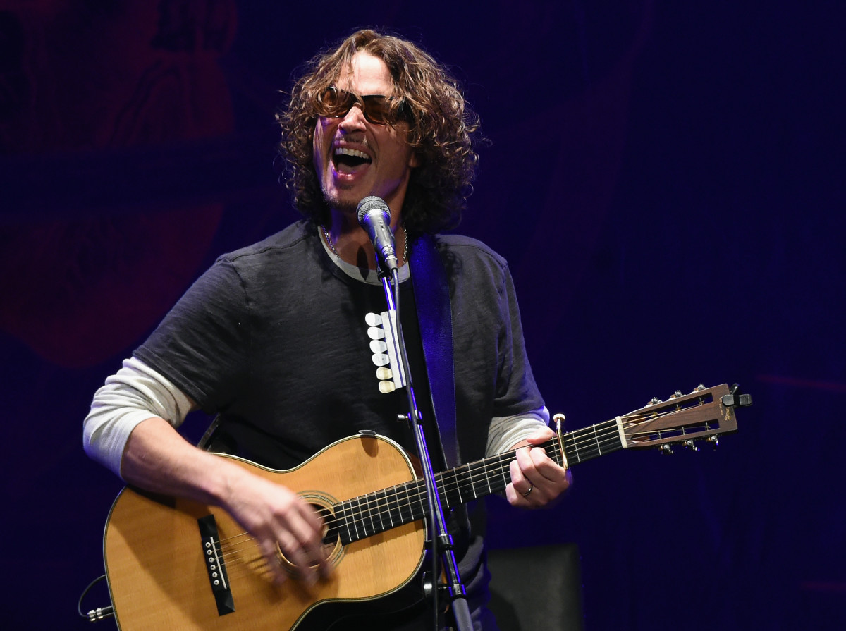 Chris Cornell in 2015