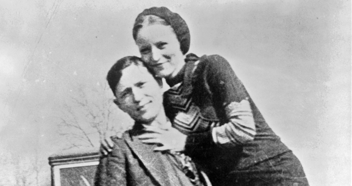 The Real Bonnie and Clyde: 9 Facts on the Outlawed Duo