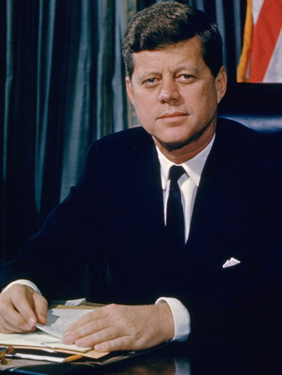 an analysis of the speech of john f kennedy upon becoming the 35th president of the united states The kennedy doctrine refers to foreign policy initiatives of the 35th president of the united states, john fitzgerald kennedy, towards latin america during his term in office between 1961 and 1963 in john f kennedy's inaugural address, which took place on january 20 1961, president kennedy.