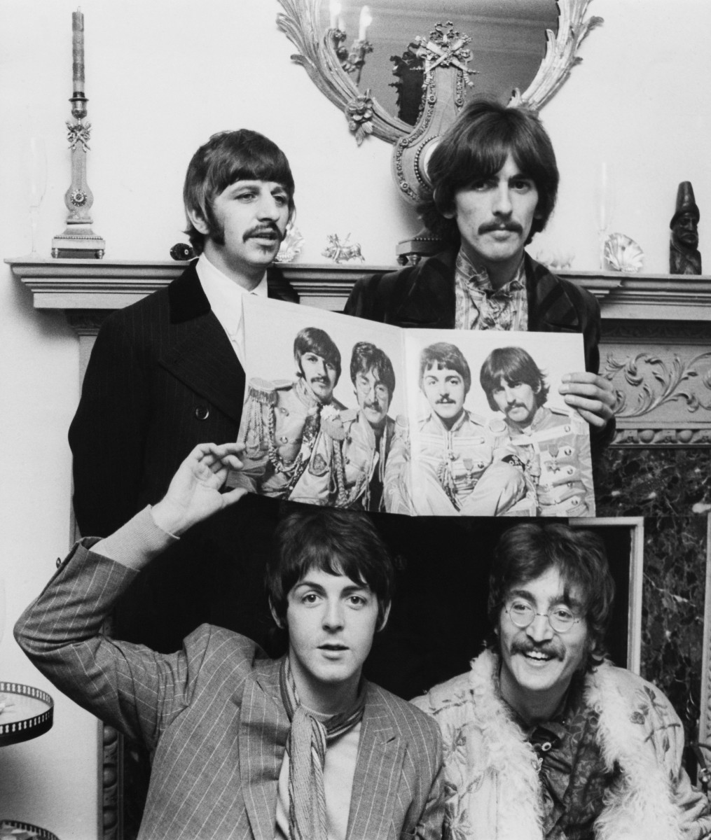 The Beatles Sgt. Pepper Lonely Hearts Club Band Release
