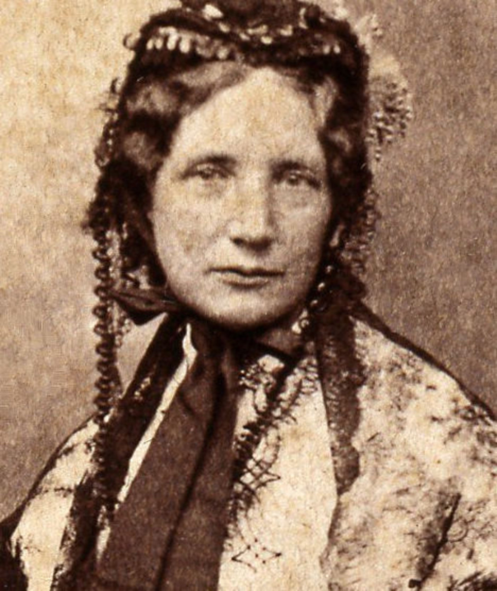 The motivation of harriet beecher stowe in writing uncle toms cabin