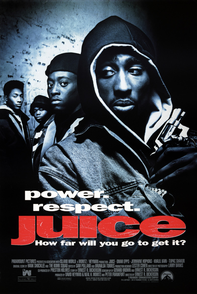 "Tupac Shakur in ""Juice"""