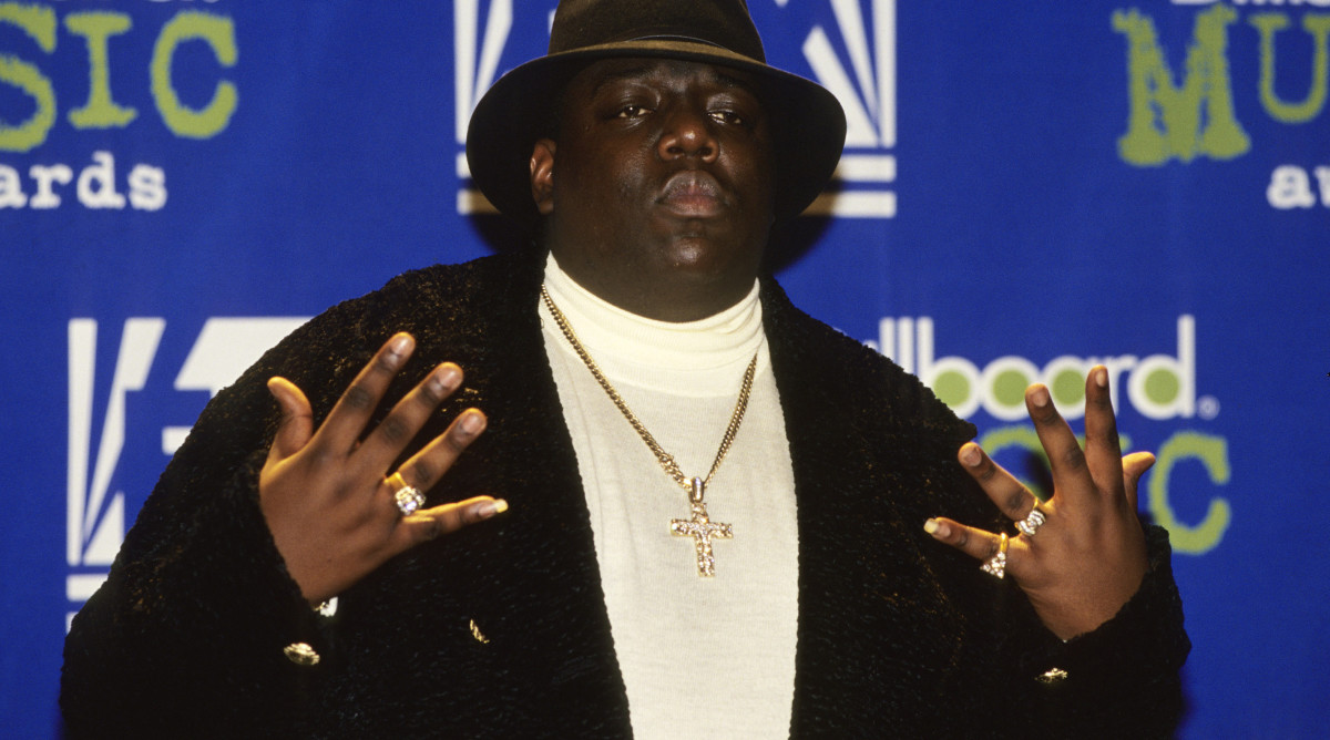 Biggie Smalls (Photo: Larry Busacca Wireimage via Getty Images)