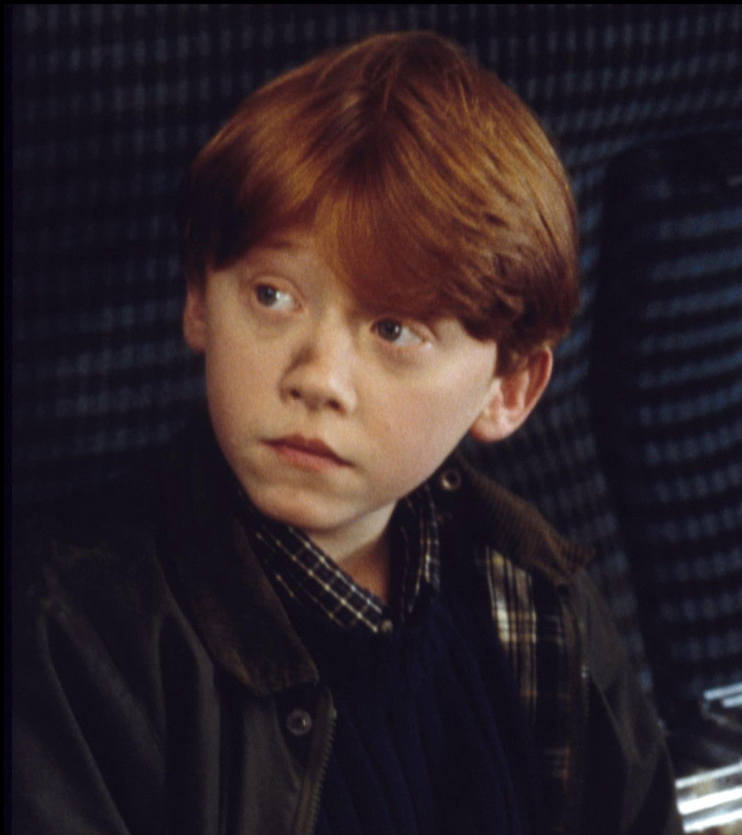 Young Ron Weasley Harry Potter Photo
