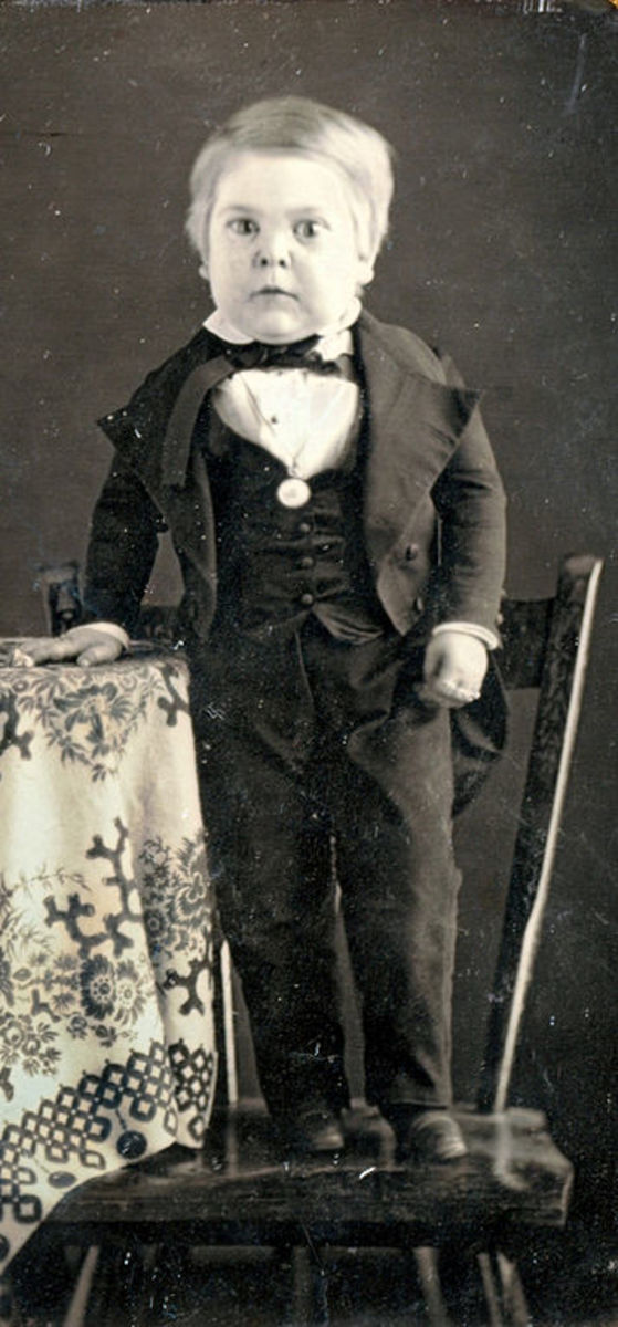 General Tom Thumb Photo