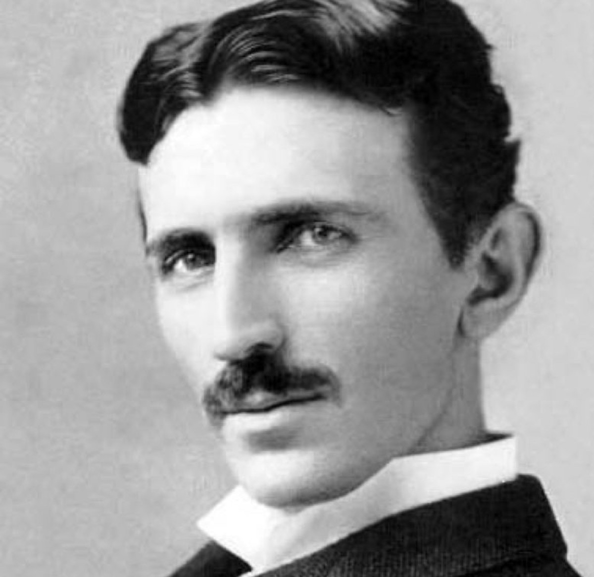 Image result for photo of Niklas Tesla