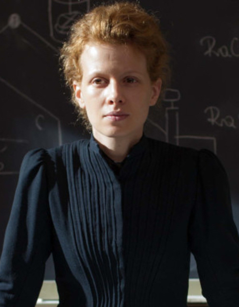 marie curie the courage of knowledge explores the life