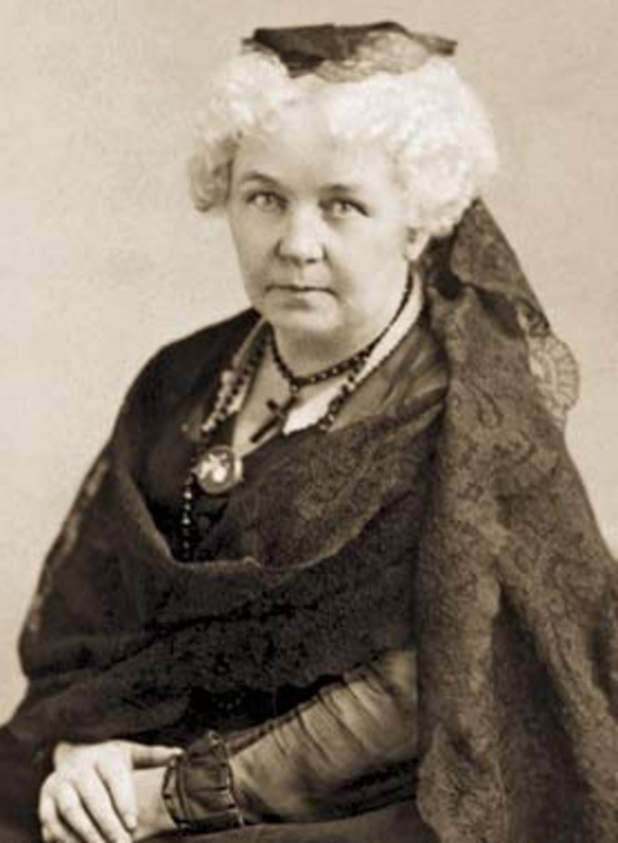 the efforts of elizabeth stanton in the women civil rights movement Elizabeth cady stanton spent her life working toward voting and other basic rights for women and african and in the civil rights movement of the 60s that.