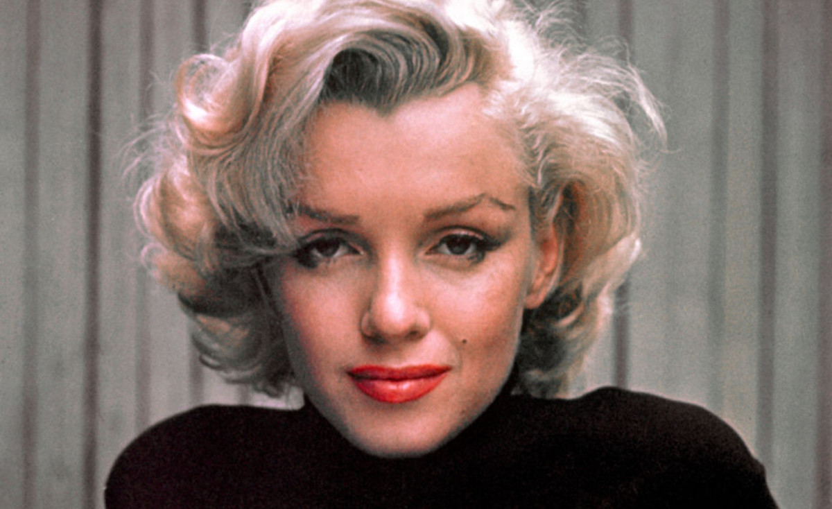 marilyn monroe facts biography