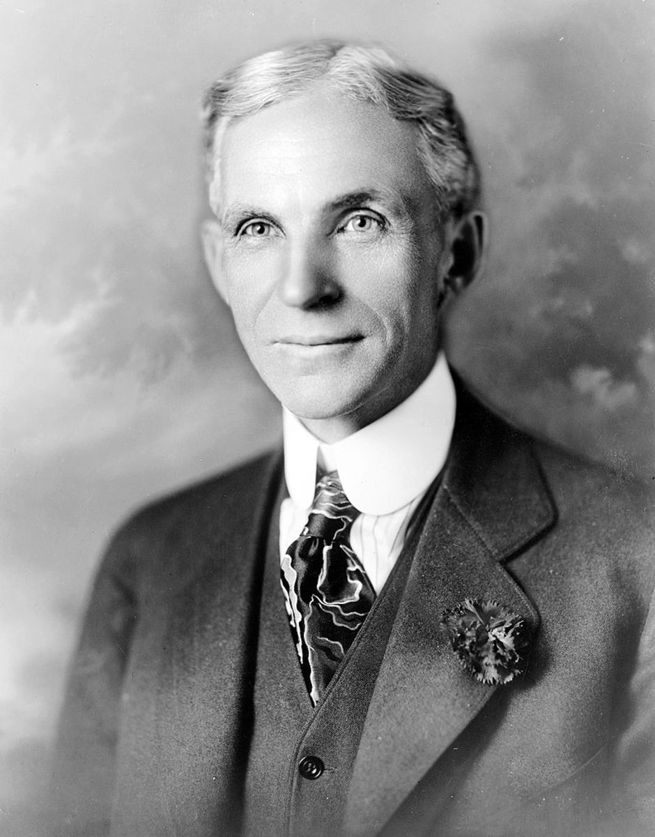 henry ford achievements