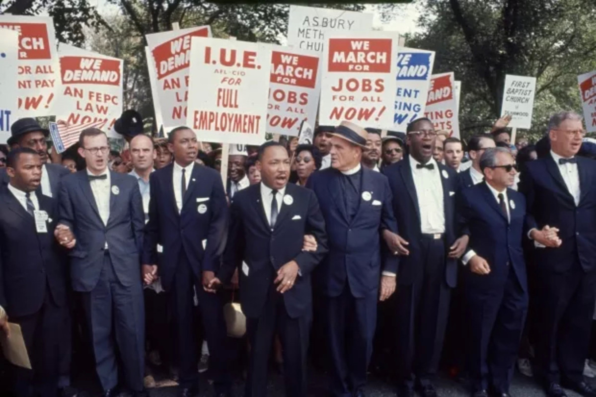 March on Washington Leaders