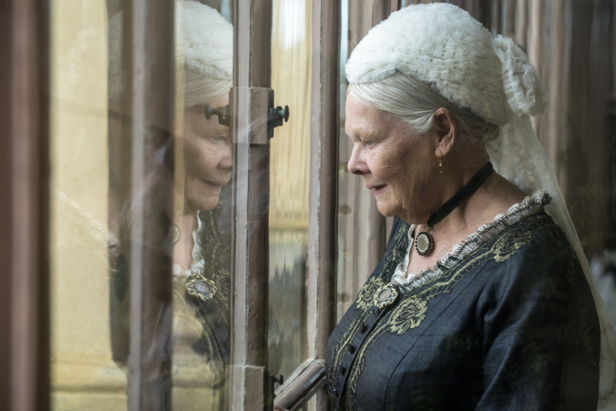 Judi Dench in 'Victoria and Abdul'
