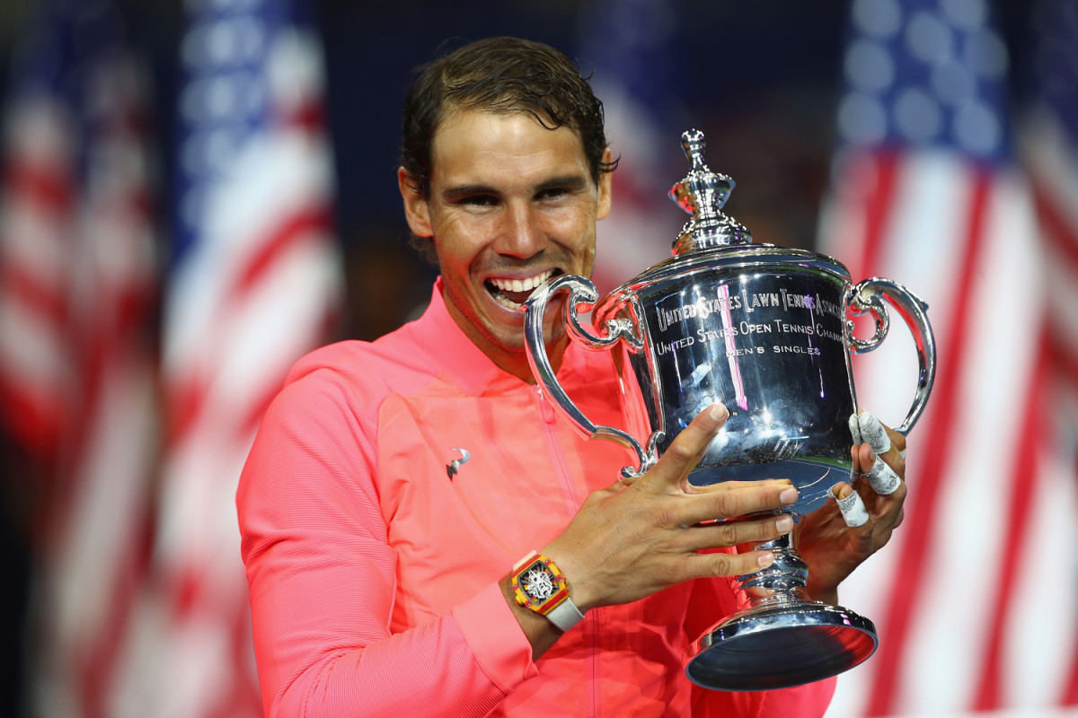 Rafael Nadal Age Girlfriend Life Biography