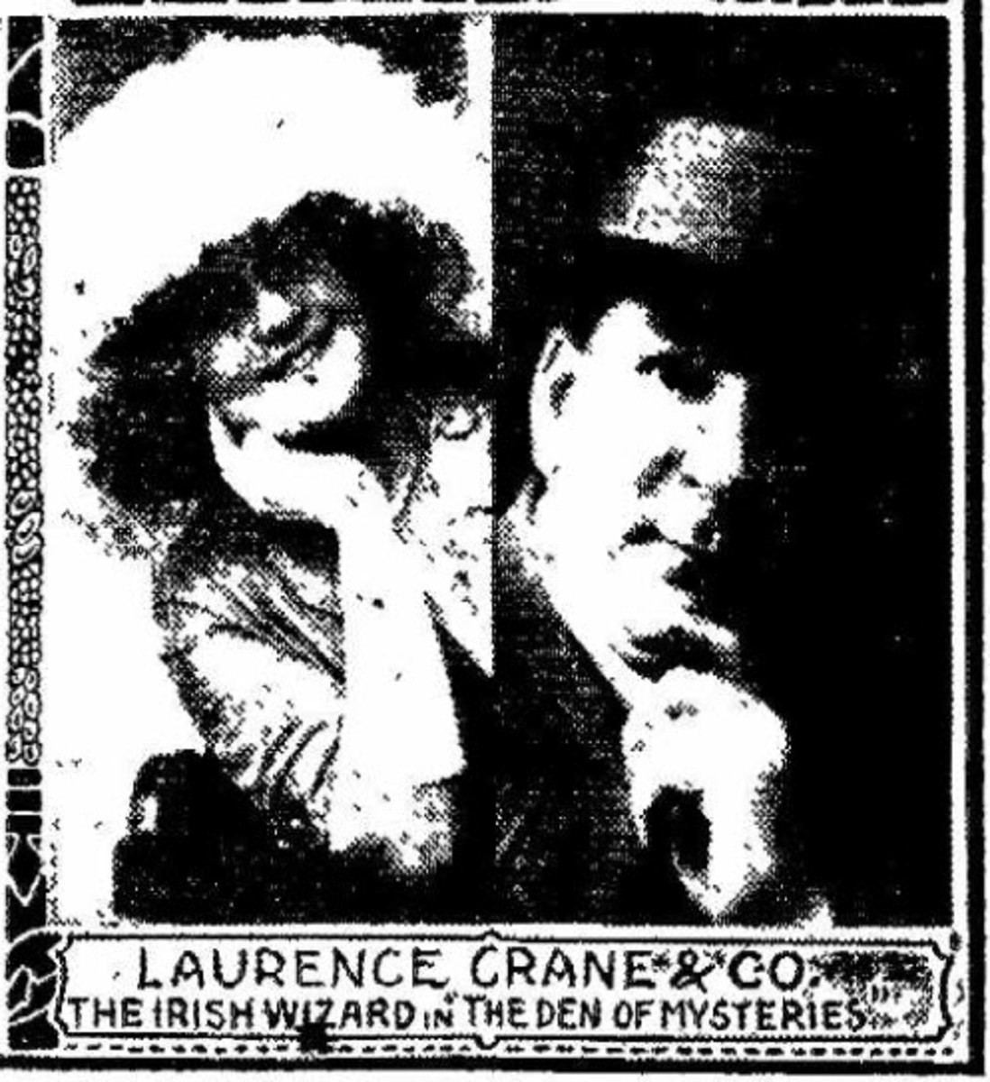 Harrison Ford Family Tree Laurence Crane Photo Courtesy Ancestry