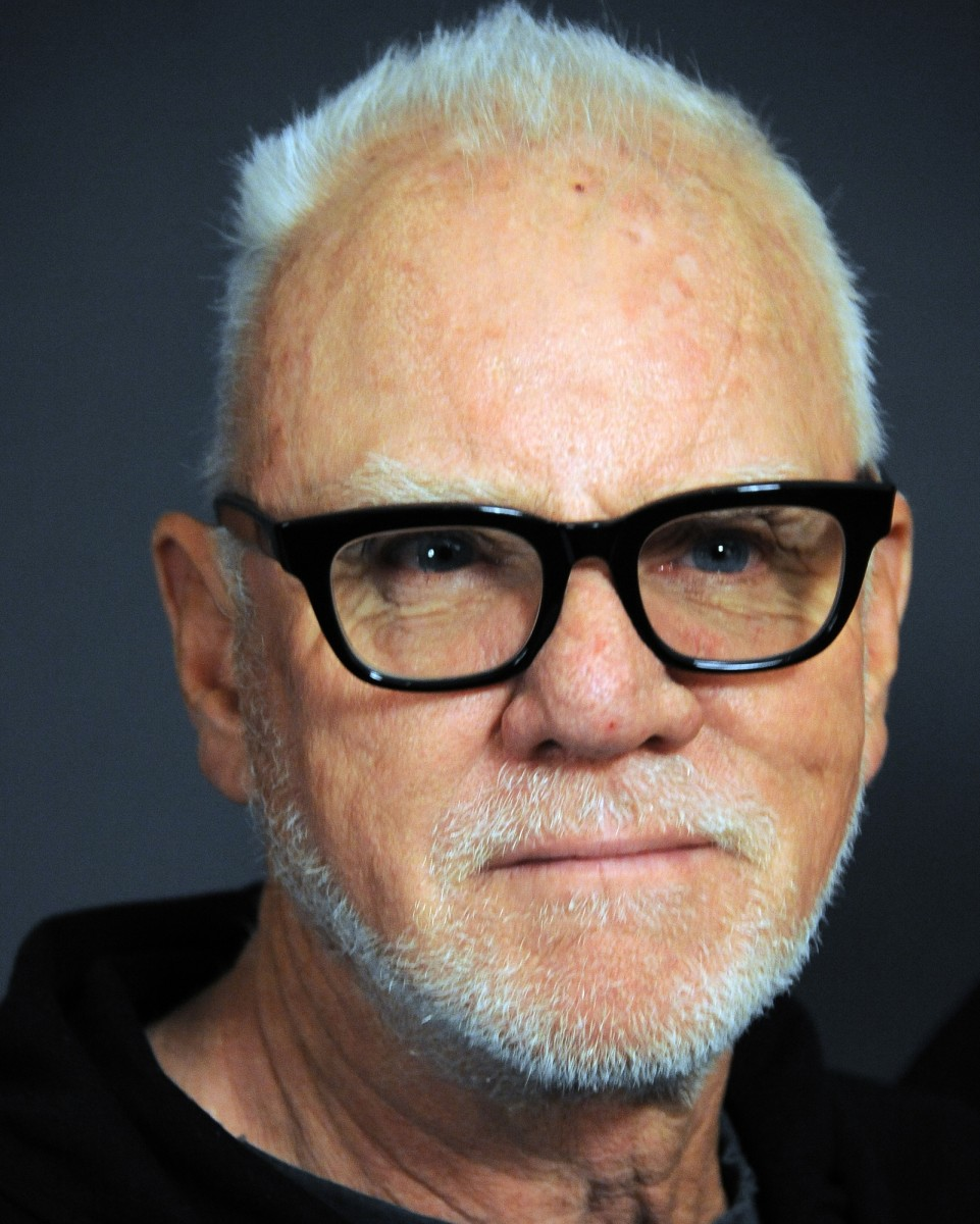 Malcolm McDowell photo via Getty Images