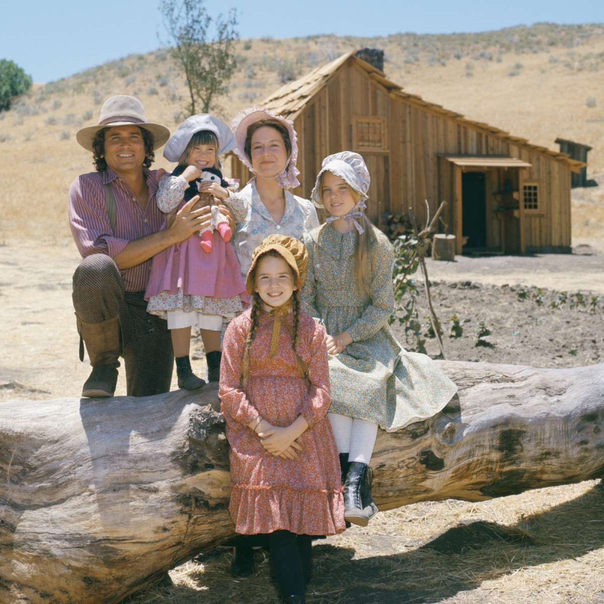 Little House on the Prairie photo via Getty Images