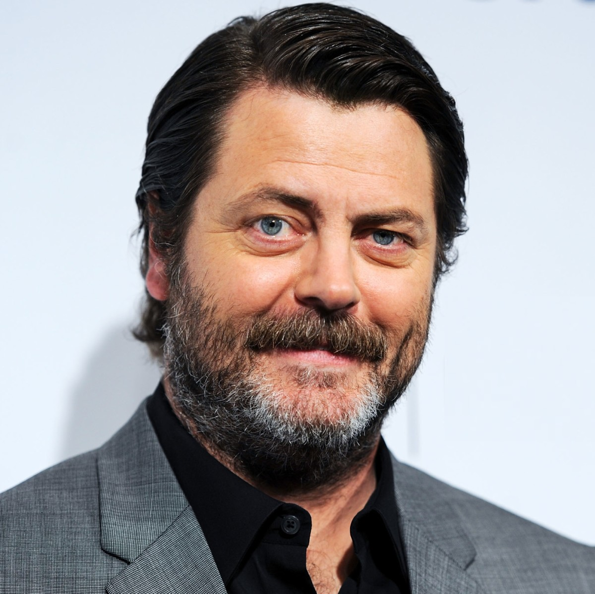 Nick Offerman photo via Getty Images