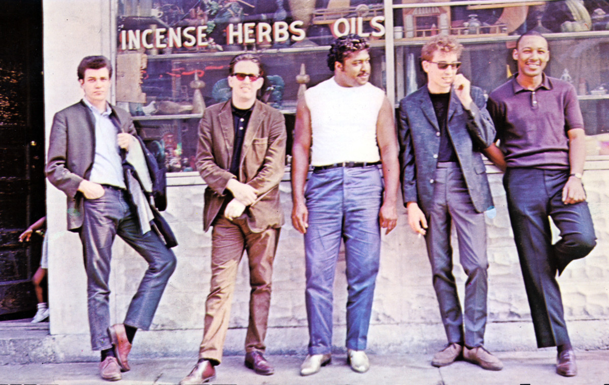 Paul Butterfield Blues Band Circa 1970 Photo GAB Archive Redferns/Getty Images