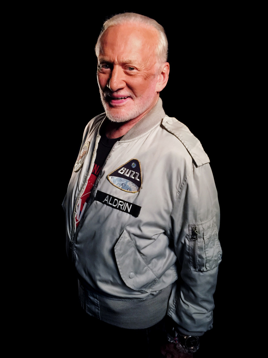 Buzz Aldrin Photo Courtesy of Buzz Aldrin