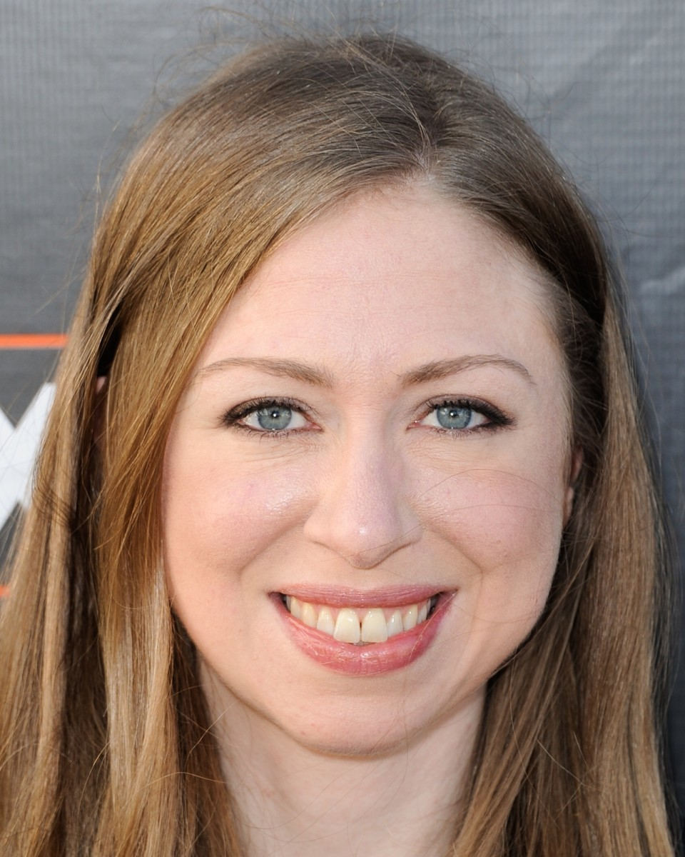 Chelsea Clinton photo via Getty Images