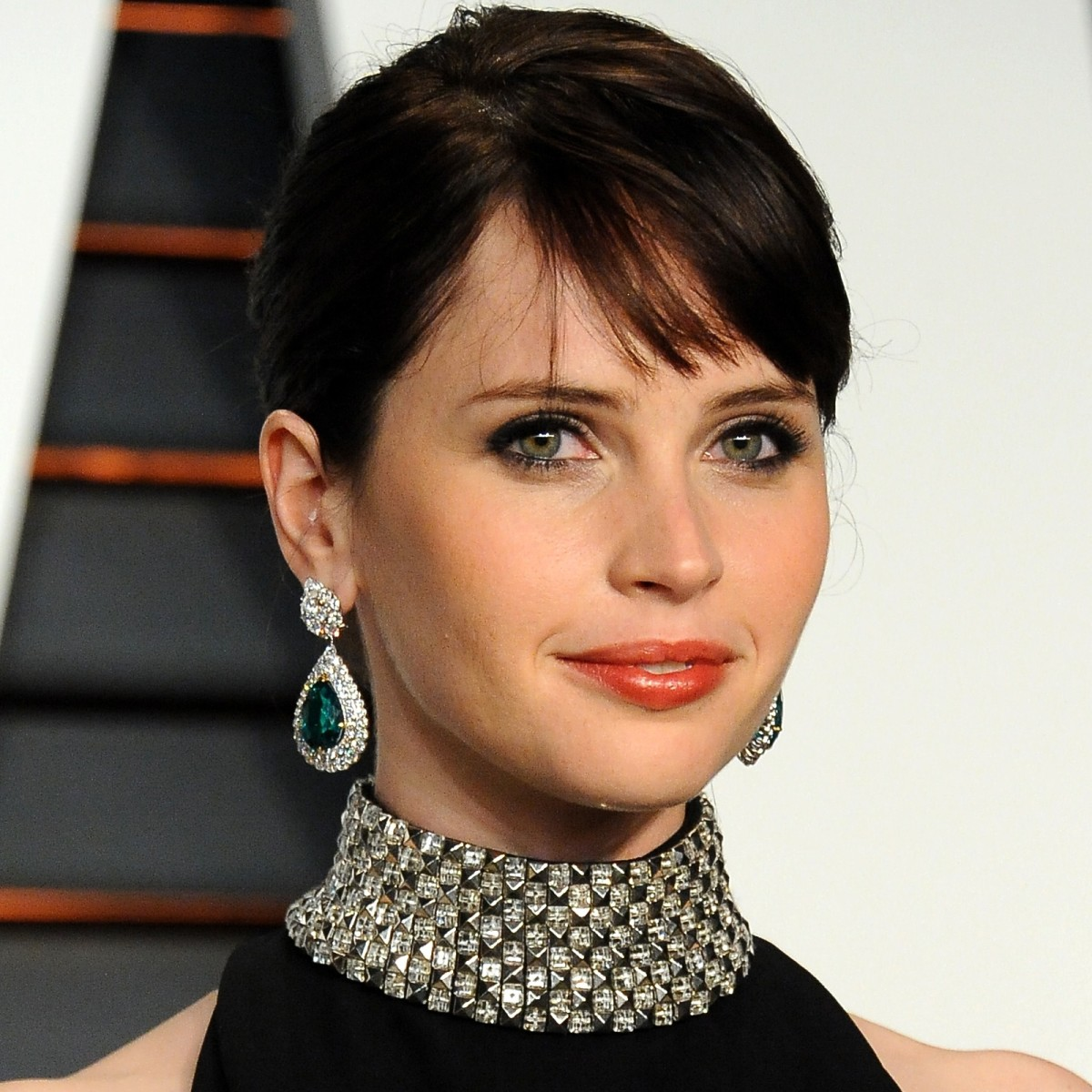 Felicity Jones photo via Getty Images