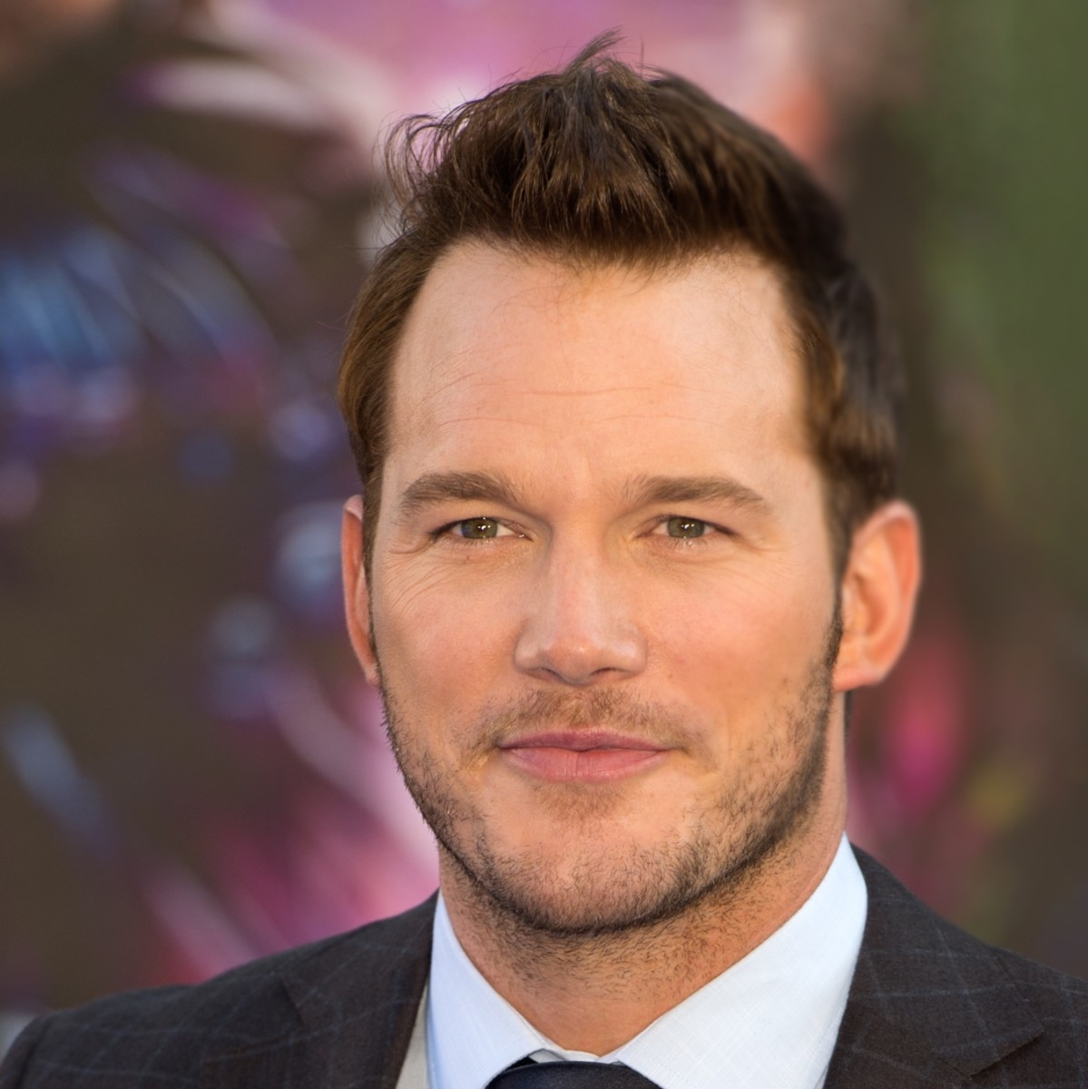 Chris Pratt photo via Getty Images