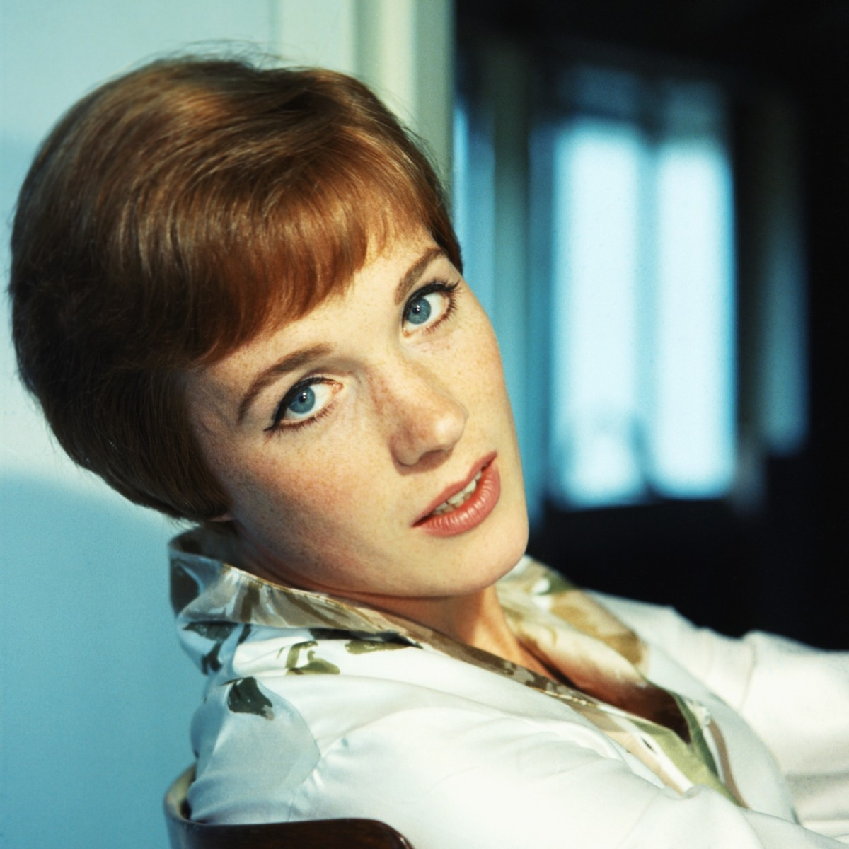 Julie Andrews photo via Getty Images
