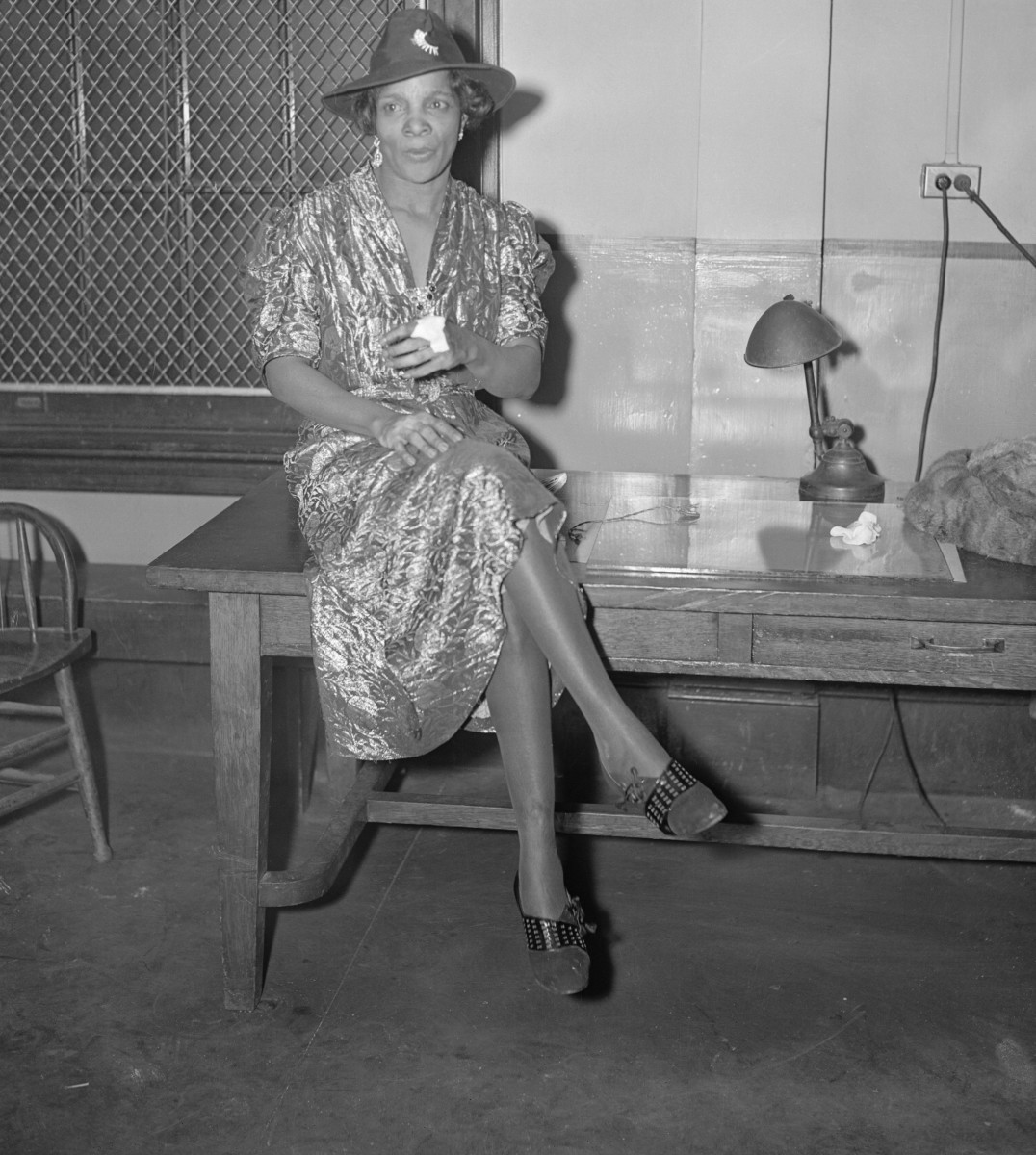 Stephanie St. Clair Photo