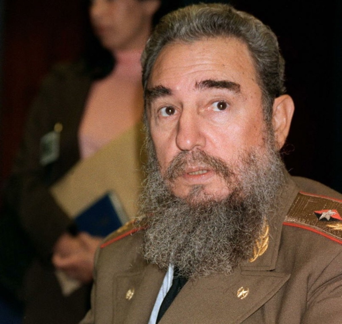 fidel castro military leader president non u s com fidel castro in 1986 photo dominique faget afp getty images