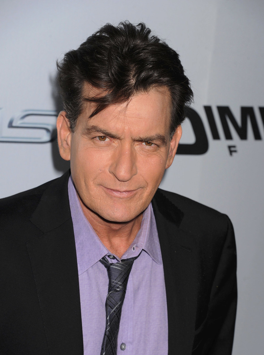 Charlie Sheen Photo