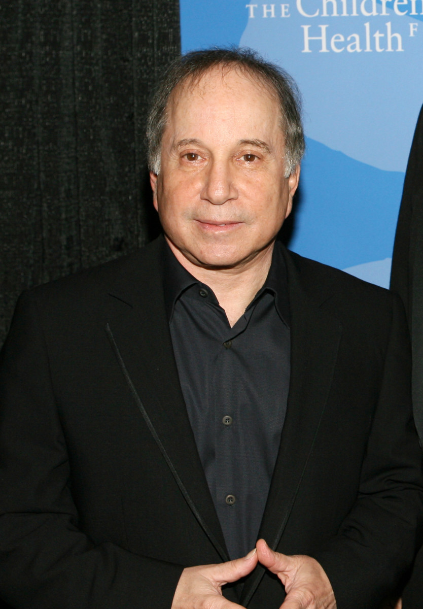 Paul Simon Photo by Marc Andrew Deley/FilmMagic