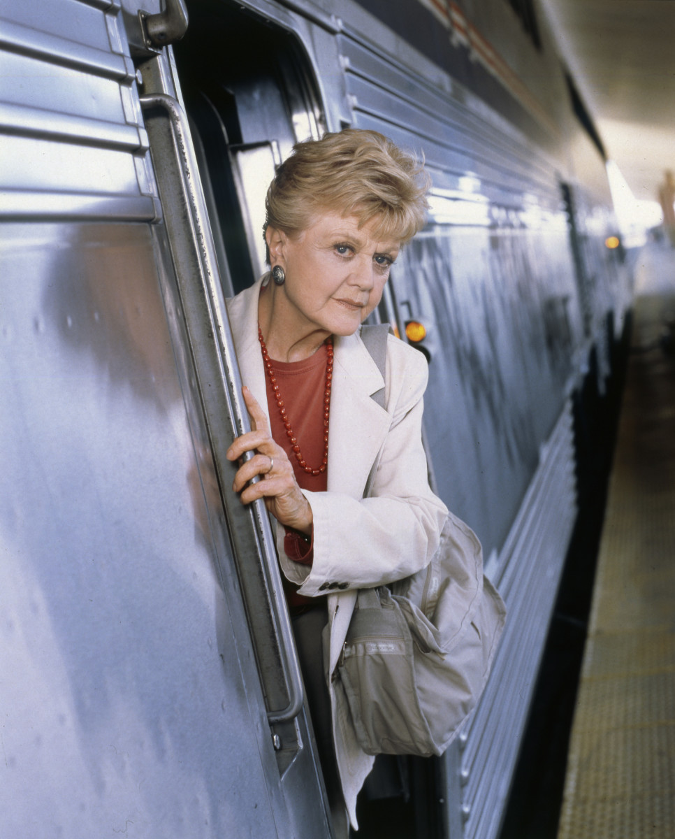 Angela Lansbury in Murder She Wrote Photo by Randy Marcus/NBC/NBCU Photo Bank via Getty Images