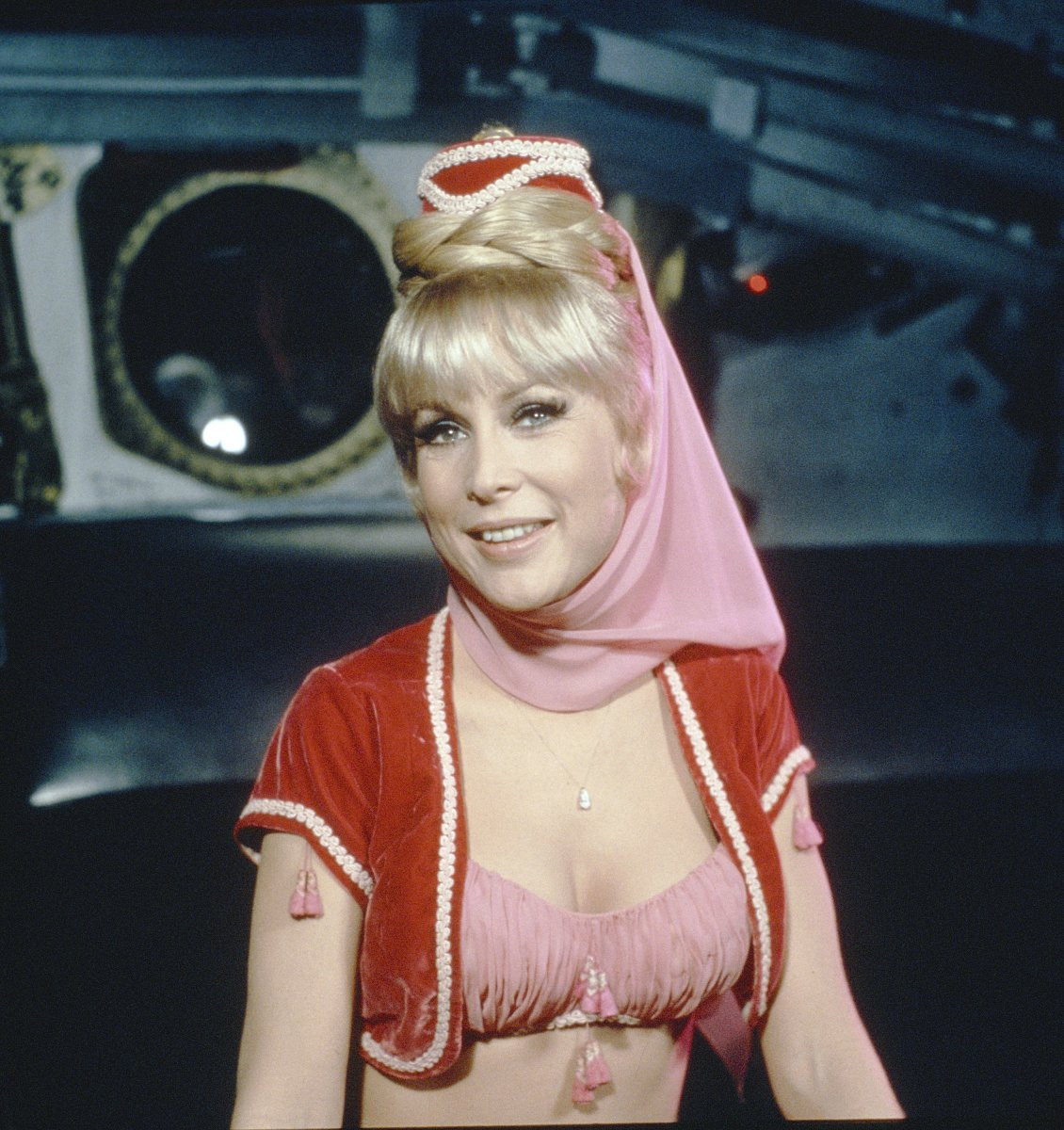 Barbara Eden in 'I Dream of Jeannie'