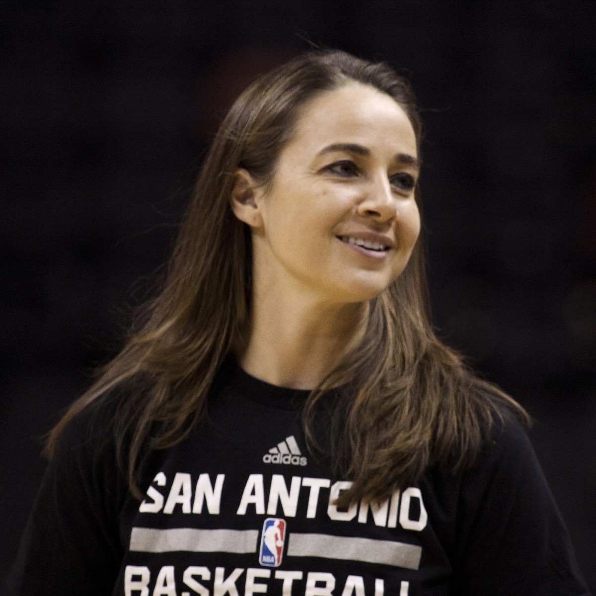 Becky Hammon photo via Getty Images