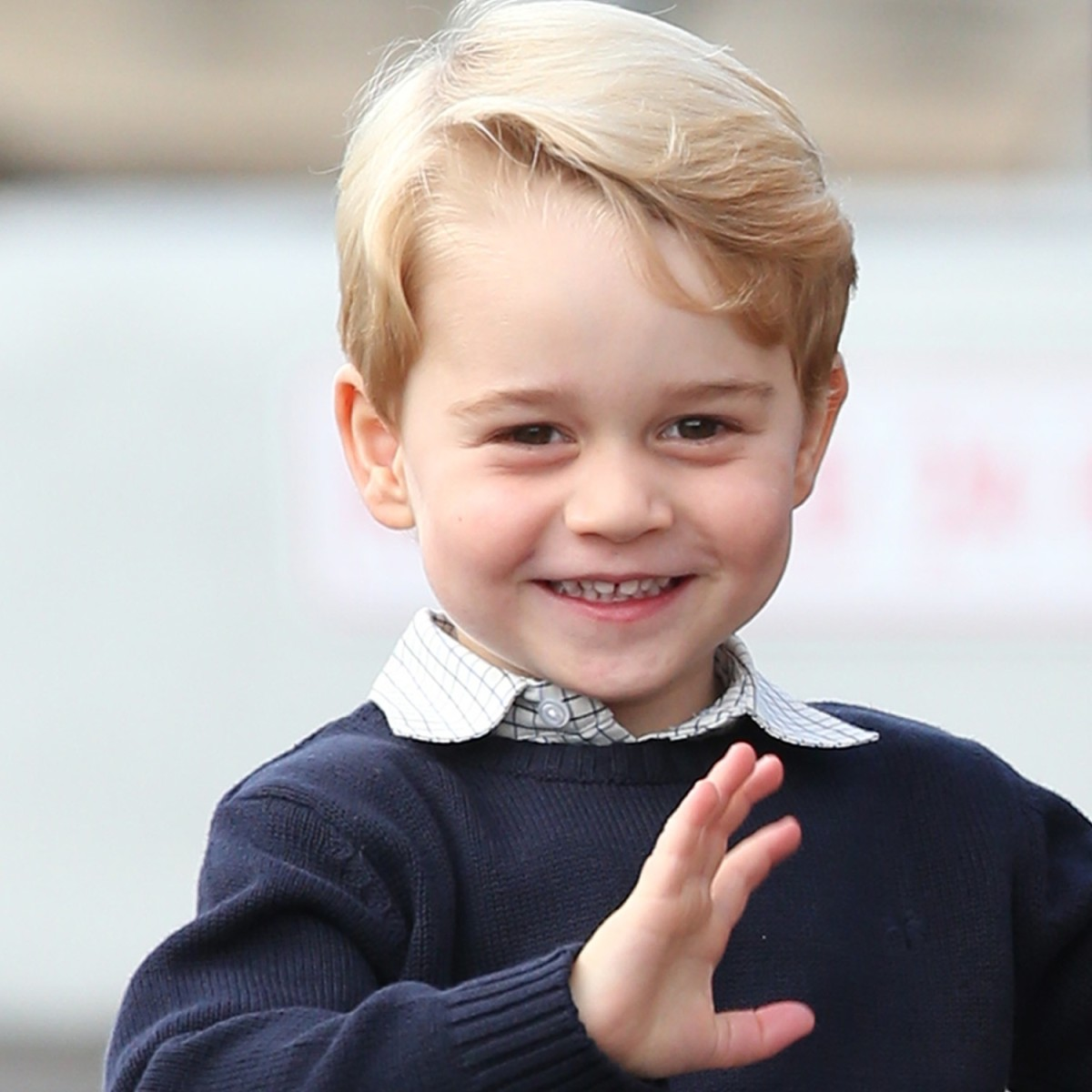 Prince George photo via Getty Images