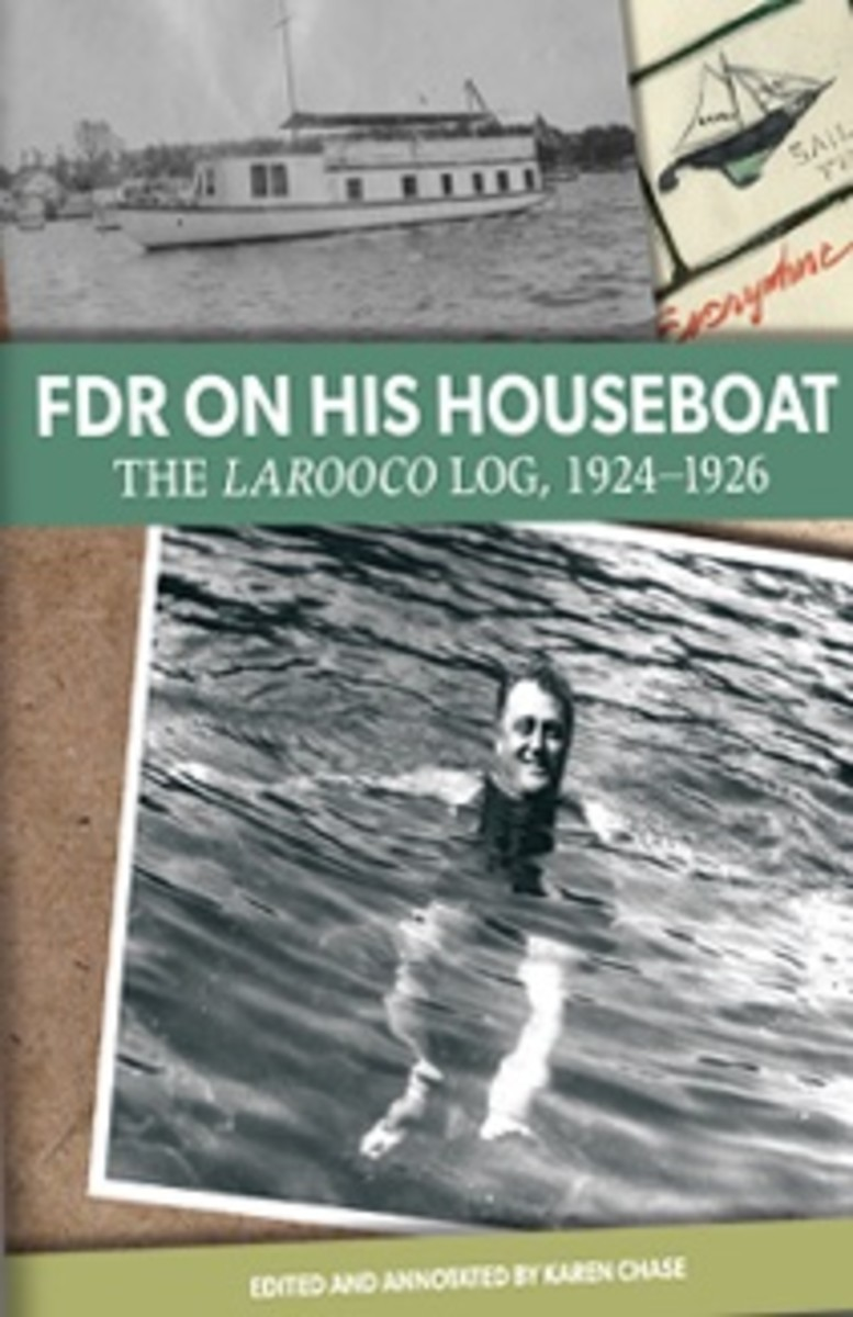 FDR on His Houseboat Book Cover