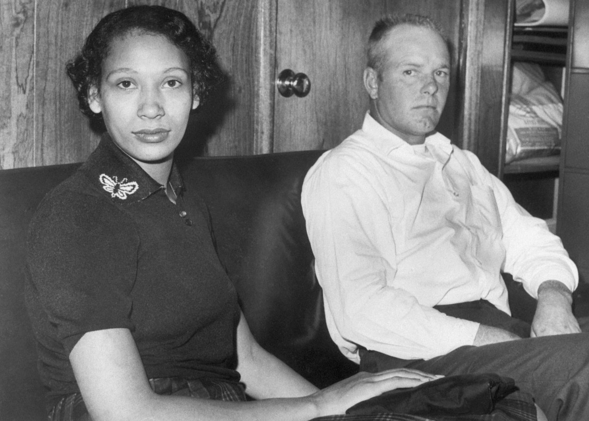 Mildred Richard Loving Photo
