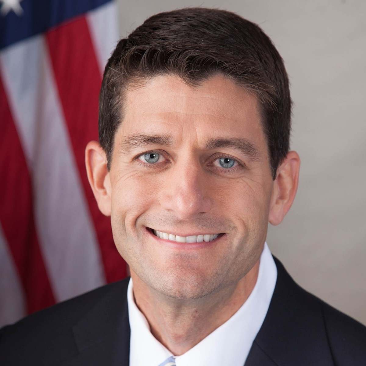 Paul Ryan Official Photo via Wikimedia