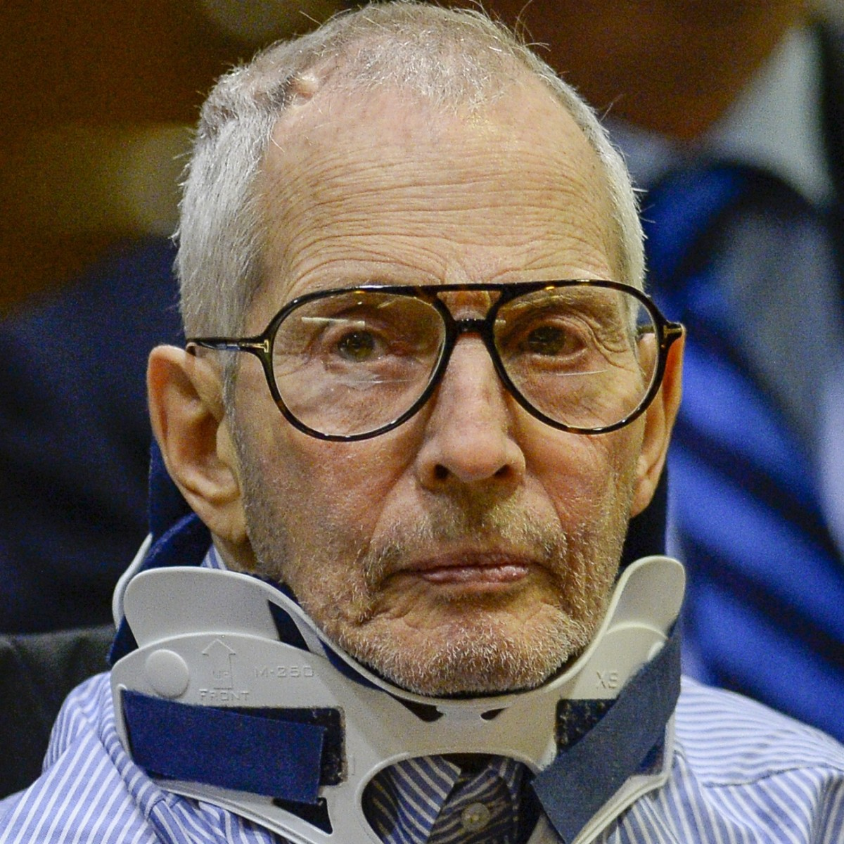 Robert Durst photo via Getty Images